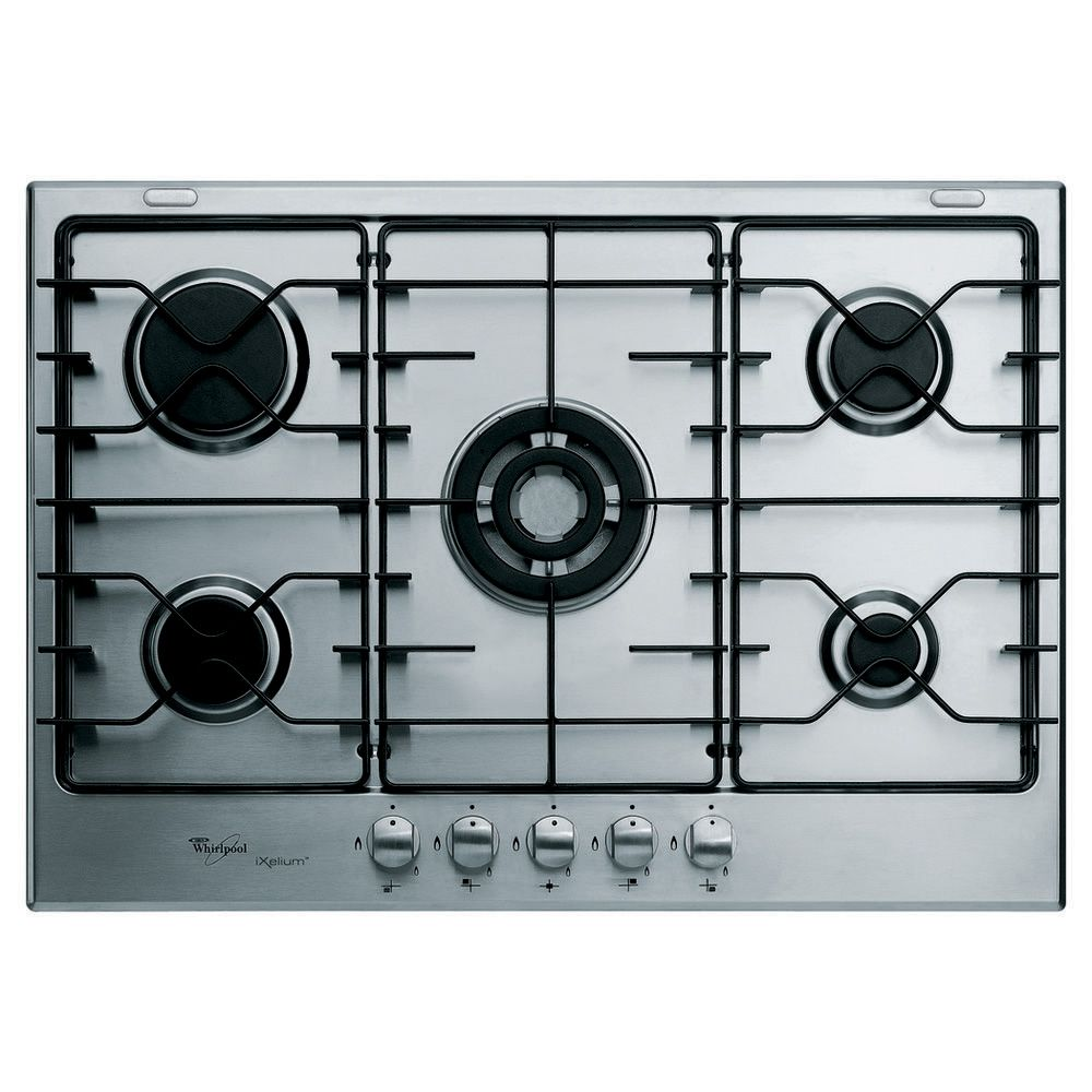 Whirlpool 70cm Gas Cooktop IXELIUM - Masters Online Shopping | For ...