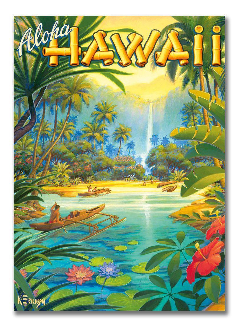Рамадан надписями, открытка гавайская