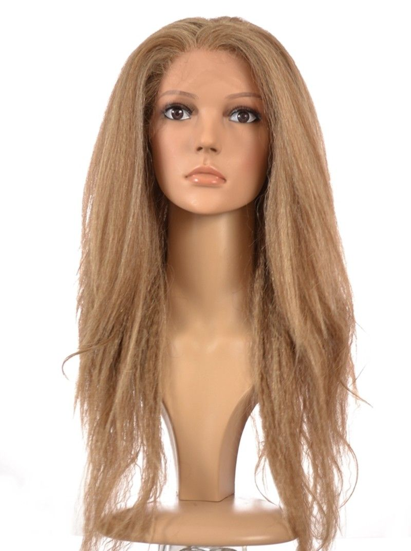 Fergie Crimped Style Long Lace Front Wig | 4 Shades, £48.00 (http://www.celebwigs.com/fergie-crimped-style-long-lace-front-wig-4-shades-yaki-wave-wigs/)