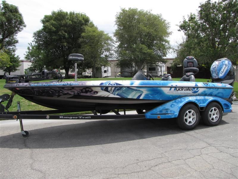Ranger Bass Boat-another after I win the lottery | Bass
