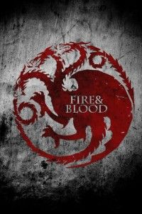 House Targaryen Wallpaper Game Of Thrones Game Of Thrones