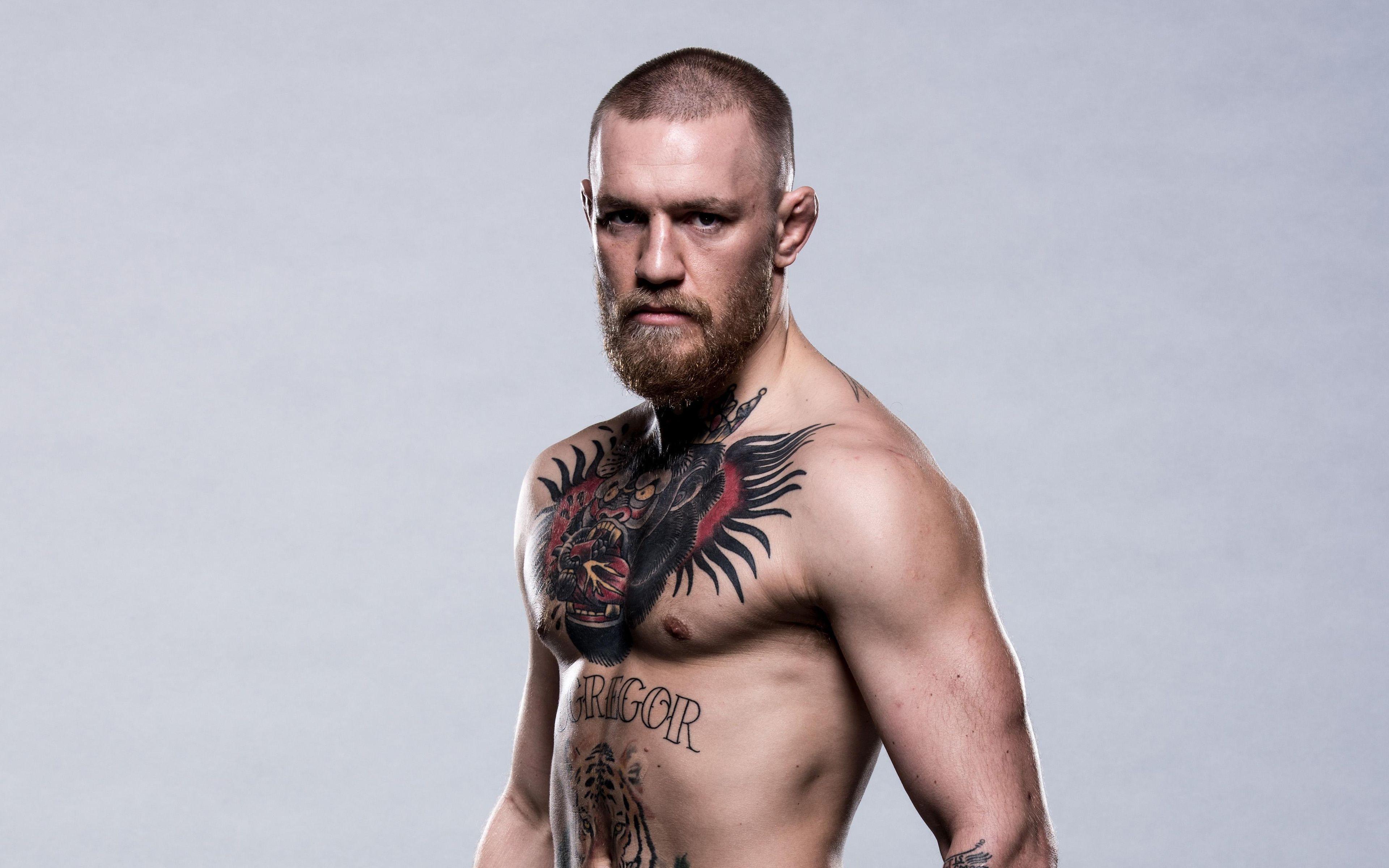 Conor McGregor (4k) Wallpaper http//www.fullhdwallpapers
