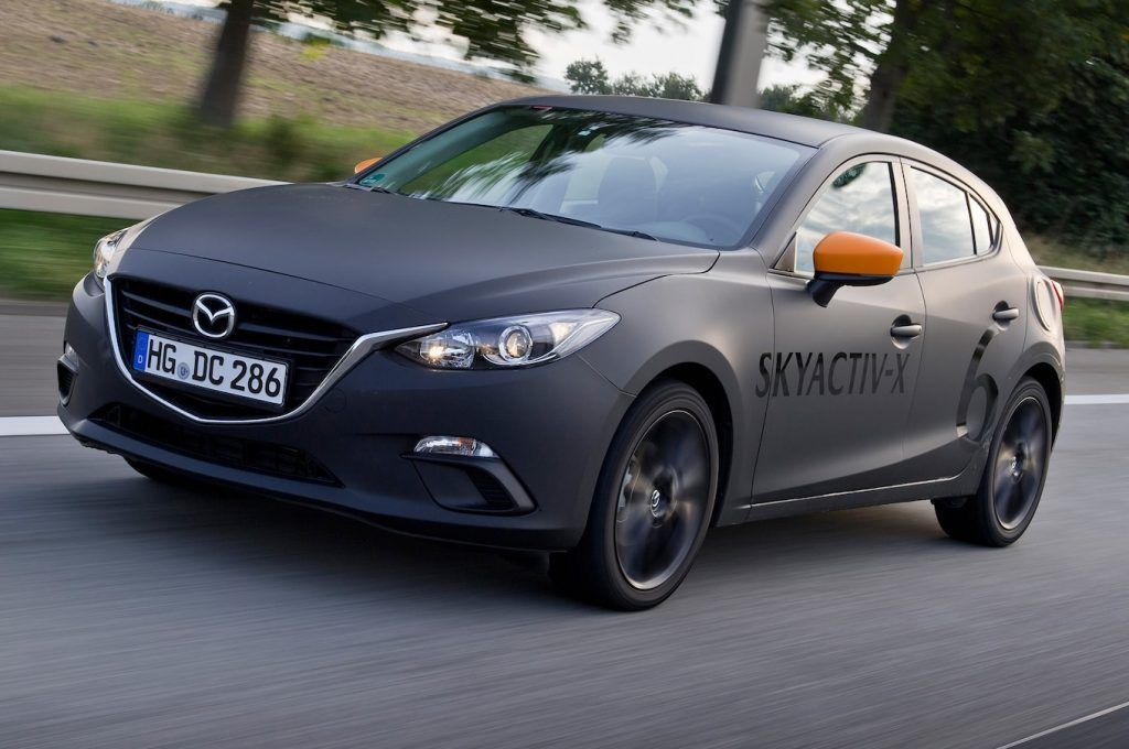 2019 Mazda3 Review Interior Release Date Cost Design Engine