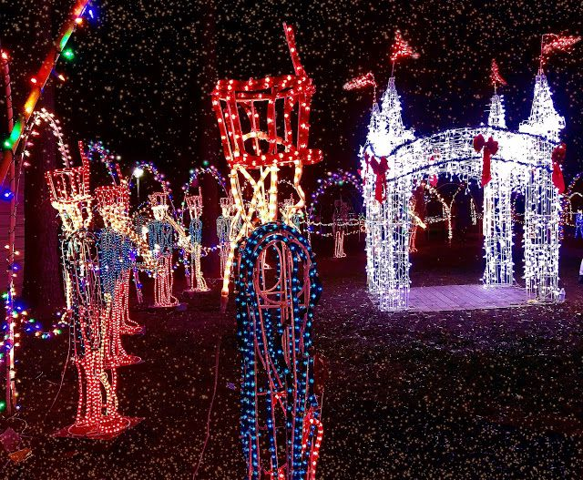 Festival Of Lights/Free Family Holiday Fun In The South Of Houston #festival  #