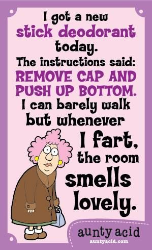 Pin by Danahm 1975 on All Things Funny Funny, Funny jokes, Aunty acid