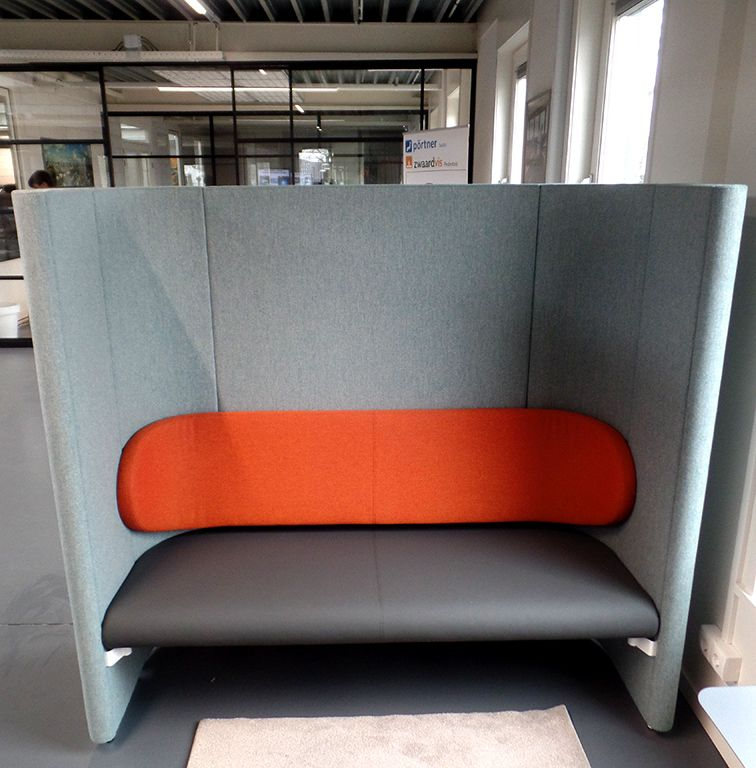 Rondo Divano Booth By Lande Office Furniture Sofa Lande Rondo Meubel Ideeën Stoelen En - Divano Office Sofa
