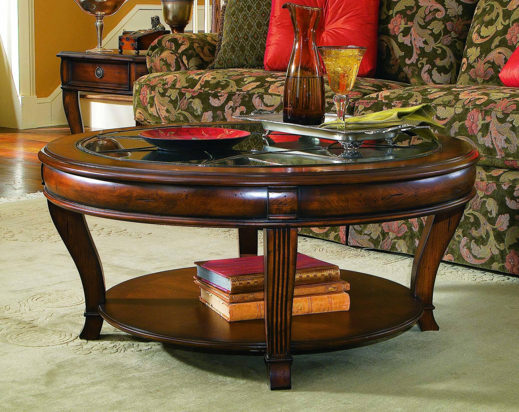 Nice Brookhaven Round Cocktail Table | H Contract Furniture