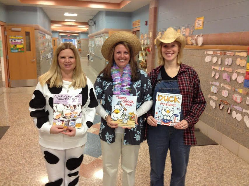 Storybook and TV Character Day - Welcome to Mrs. Dalessio's ...