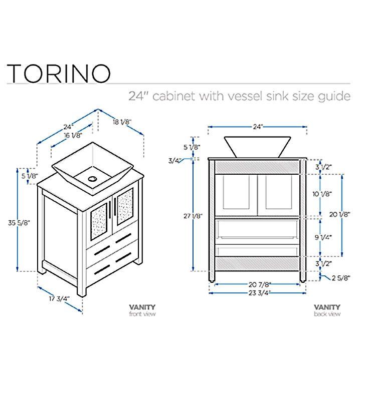 Standard bathroom vanity cabinet height  ideas  Bathroom