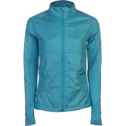 Roxy Outdoor Fitness Breakline Raglan Jacket - Women's Aquamarine, M | Generation Engelmundus