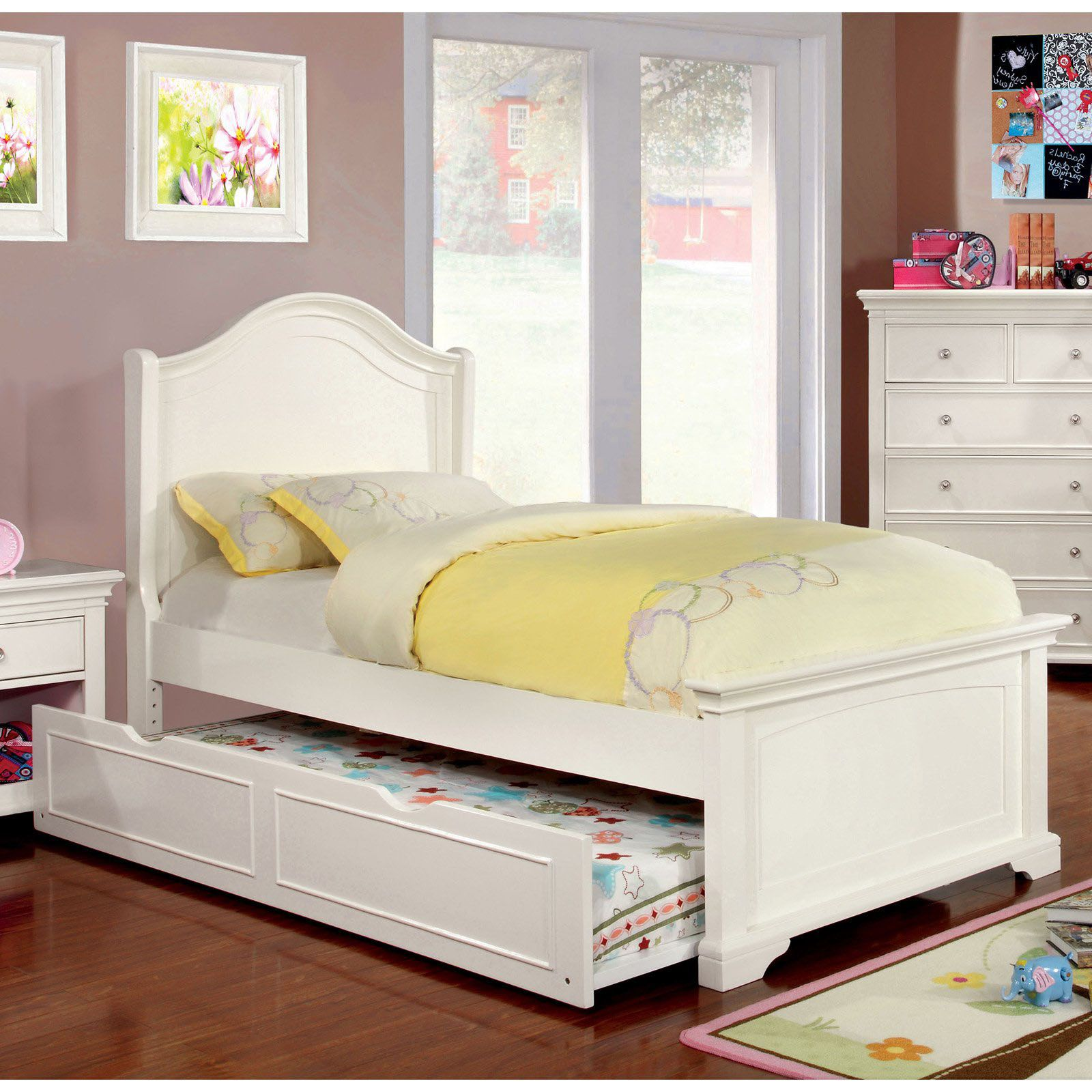 Guest Bedrooms With Captivating Twin Bed Designs Twin Size Bed