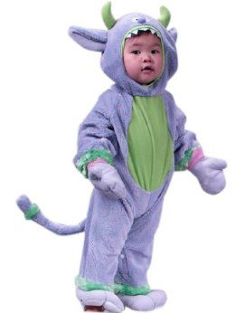 Our infant cuddly monster outfit is the most adorable monster costume for your little one. This cute Halloween costume is ideal for you infantu0027s first o.  sc 1 st  Pinterest & Baby Monster Costume | Halloween costumes | Pinterest | Monster ...