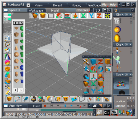 17 Best Free 3d Modeling Software For Windows Free 3d Modeling Software 3d Modeling Software 3d Model
