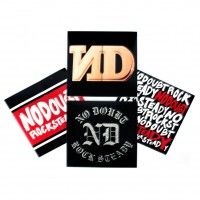 Rock Steady Sticker Pack