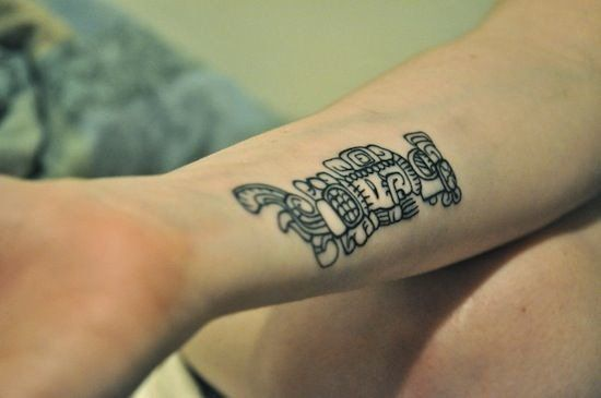 Tatuajes De Dioses Maya Design Diseños Pinterest Mayan Tattoos