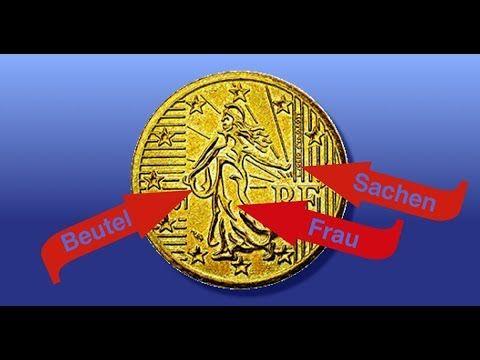 Diese 05 Euro Münze Macht Dich Reich Youtube Geld Pinterest