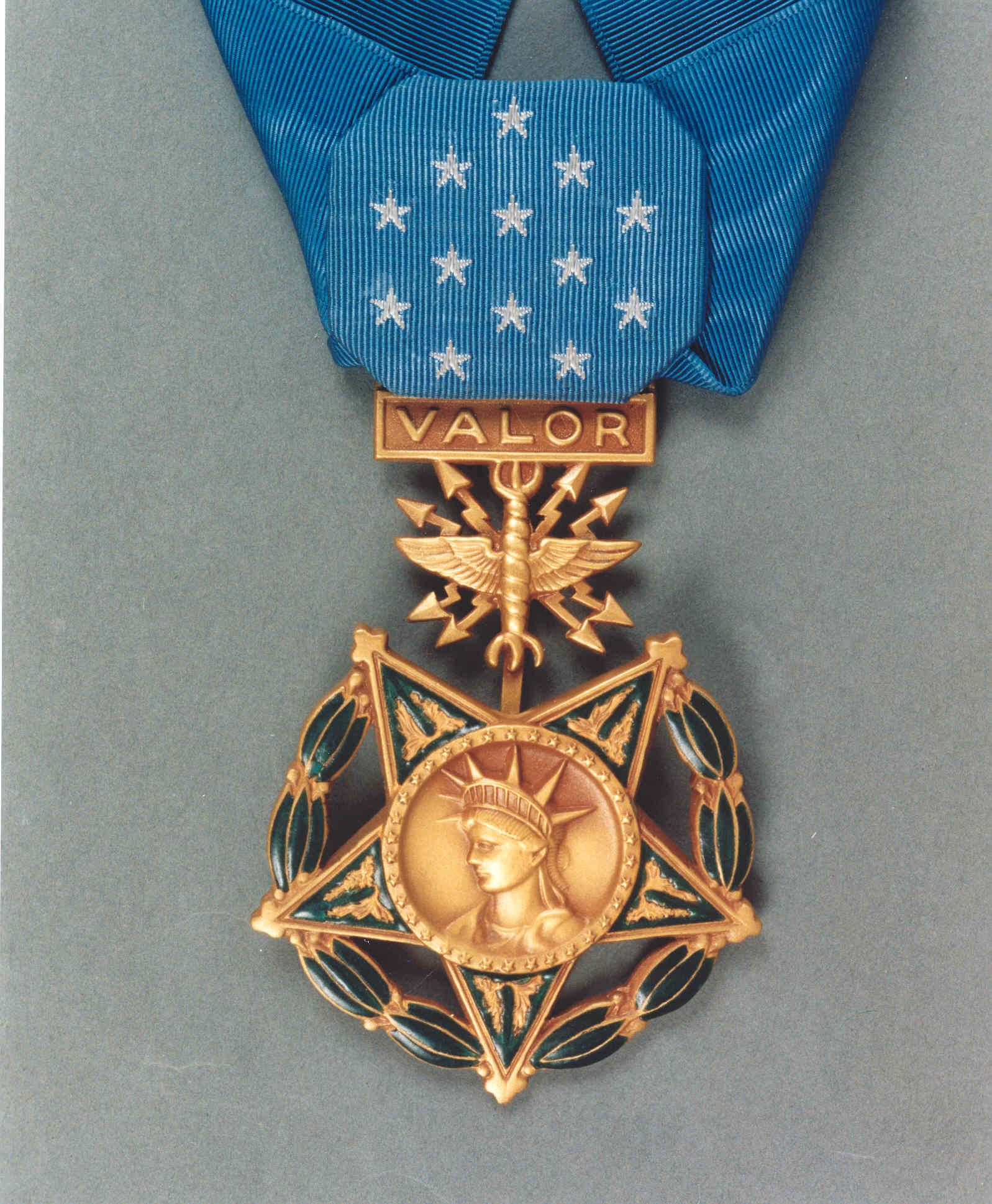 The Air Force Medal of Honor Medal of honor, Military