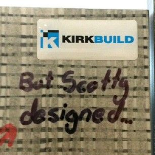 When it was a Trekkie. | 16 Times Toilet Graffiti Knew You Better Than You Knew Yourself