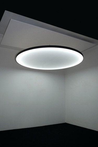 Highmoon flat LED von Sattler laluce Licht\Design Chur - led leuchten wohnzimmer