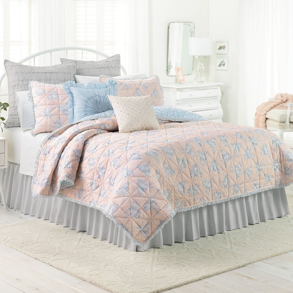 Kohls Bedroom Furniture Lc Lauren Conrad For Kohls Darby Rose Bedding Sweet Dreams