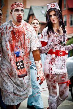c7f1f18c0 insane asylum costume ideas - Google Search … | halloween | Zombie ...