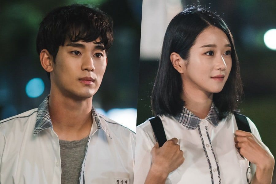 """It's Okay To Not Be Okay"" Shares A Glimpse Into Kim Soo Hyun And Seo Ye Ji's High School Years"