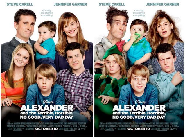 See What We See In Alexander And The Terrible Horrible Day