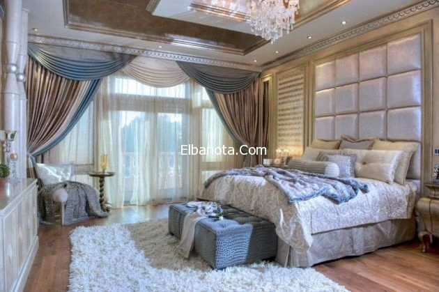 ديكورات غرف نوم حديثه اجمل غرف نوم في العالم غرف نوم نظام امريكي احلى ديكورات بنوته كافيه Luxury Bedroom Design Luxurious Bedrooms Contemporary Bedroom