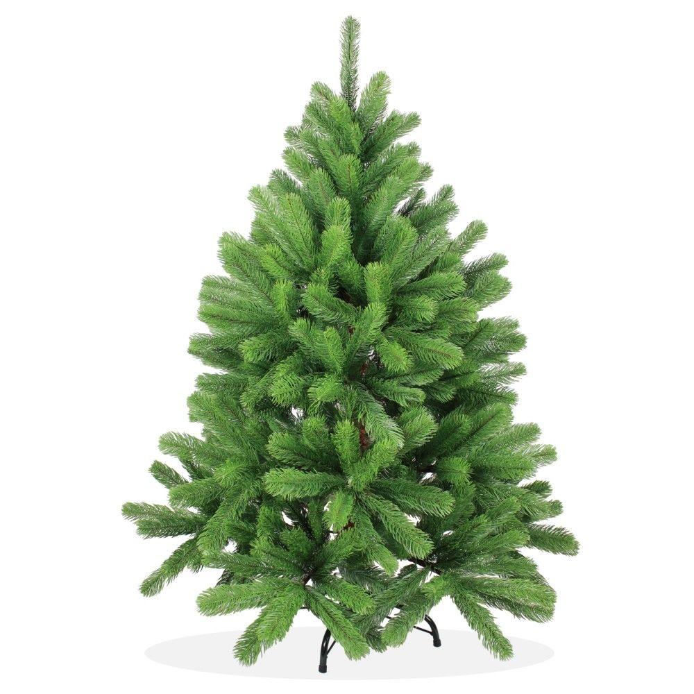 Weihnachtsbaum Künstlich 80 Cm.Künstlicher Weihnachtsbaum 120cm Pe Spritzguss Grüner Premium
