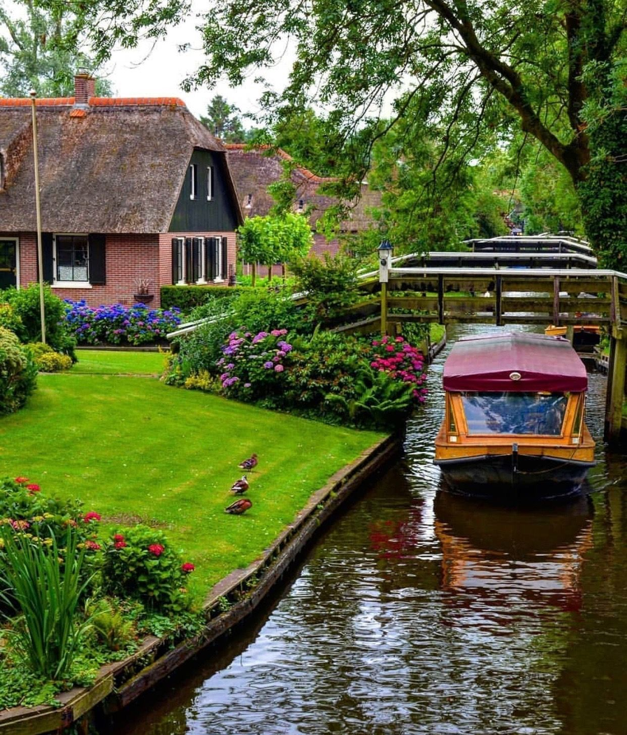 Holland Giethoorn by Juampi Holland Giethoorn by
