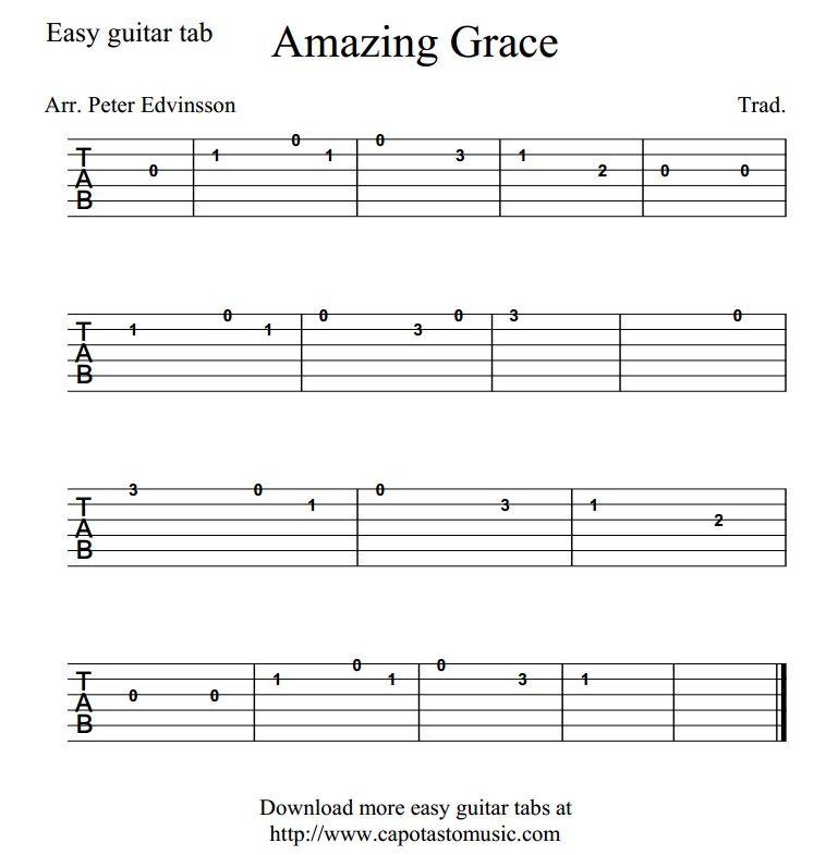 17 Easy Guitar Tabs Ideas Guitar Tabs Easy Guitar Easy Guitar Tabs