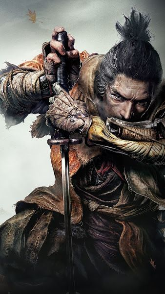 Sekiro Shadows Die Twice 4k 3840x2160 Wallpaper Samurai Artwork Samurai Art Ninja Art