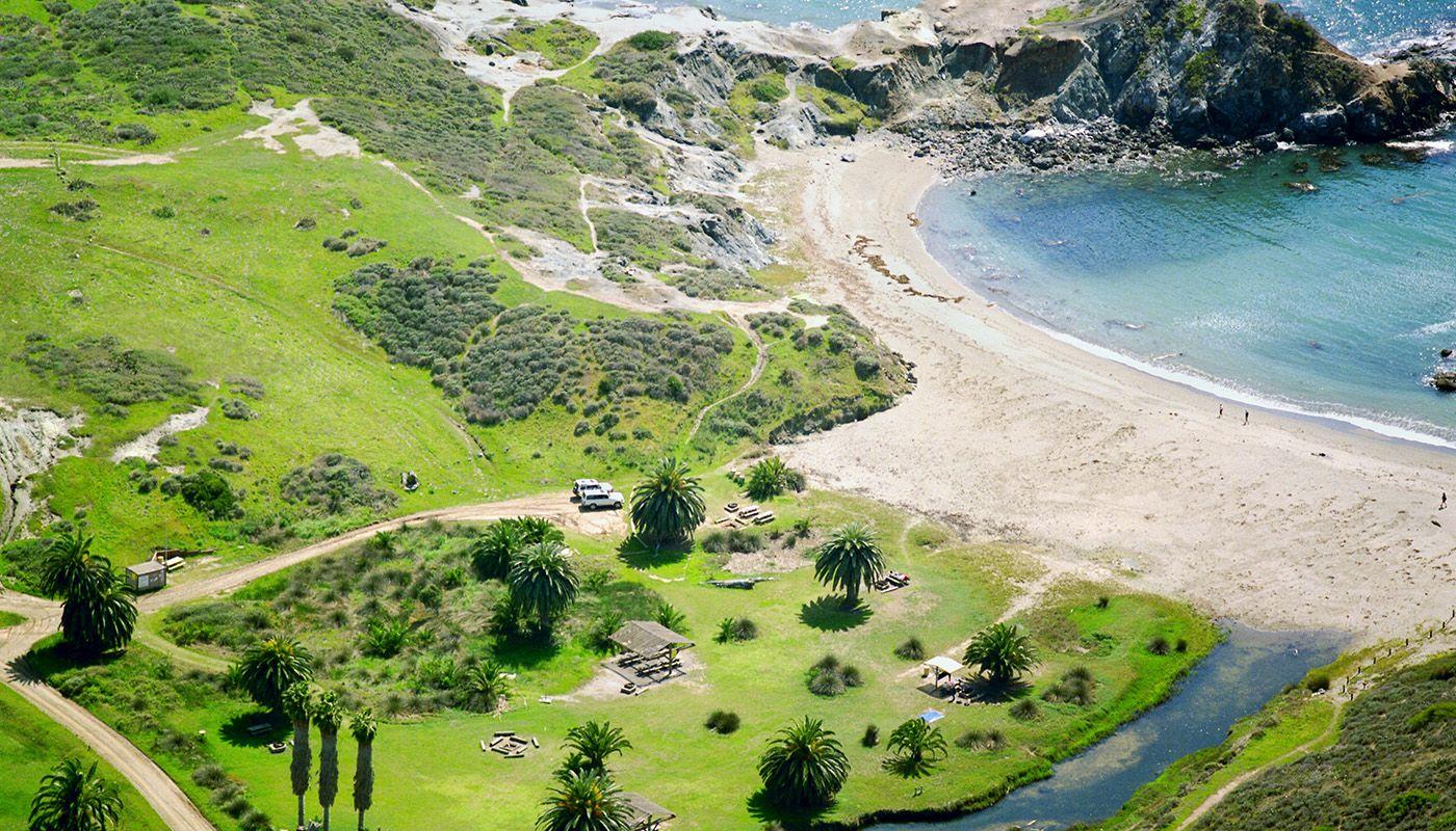 Little Harbor Campground Two Harbors Visit Catalina Island Catalina Island Camping California Camping Camping Locations
