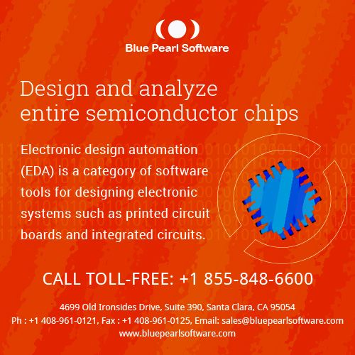 Electronic design automation (EDA) is a category of software tools ...