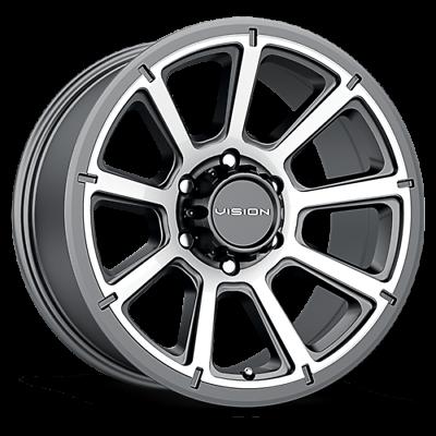 4 Vision 353 Turbine 16x8 6x5 5 0mm Machined Wheels Rims 16 Inch Wheel Rims 17 Inch Wheels Wheel