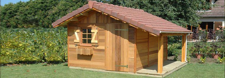 Emejing Maison De Jardin Bois Habitable Pictures - Design Trends ...