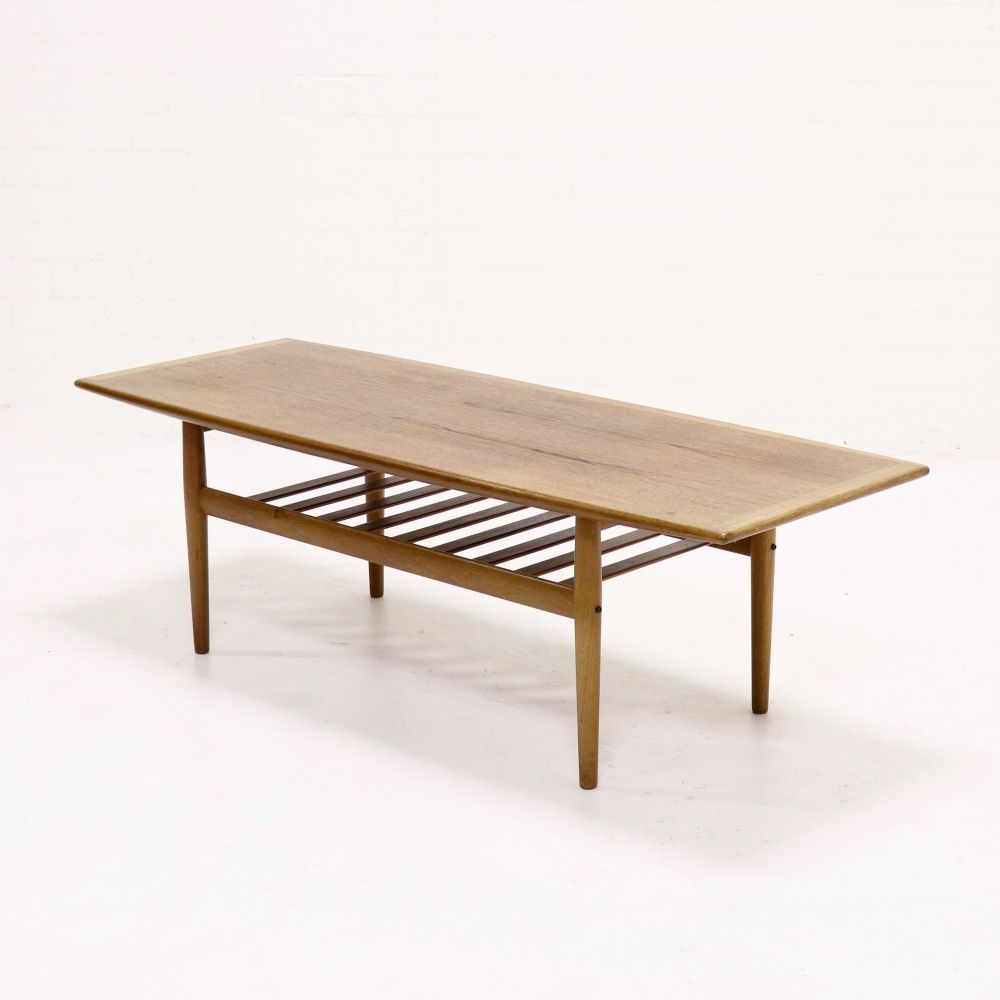 For Sale Mid Century Teak Coffee Table By Grete Jalk For Glostrup 1960s Danish Modern Coffee Table Teak Coffee Table Coffee Table [ 1000 x 1000 Pixel ]