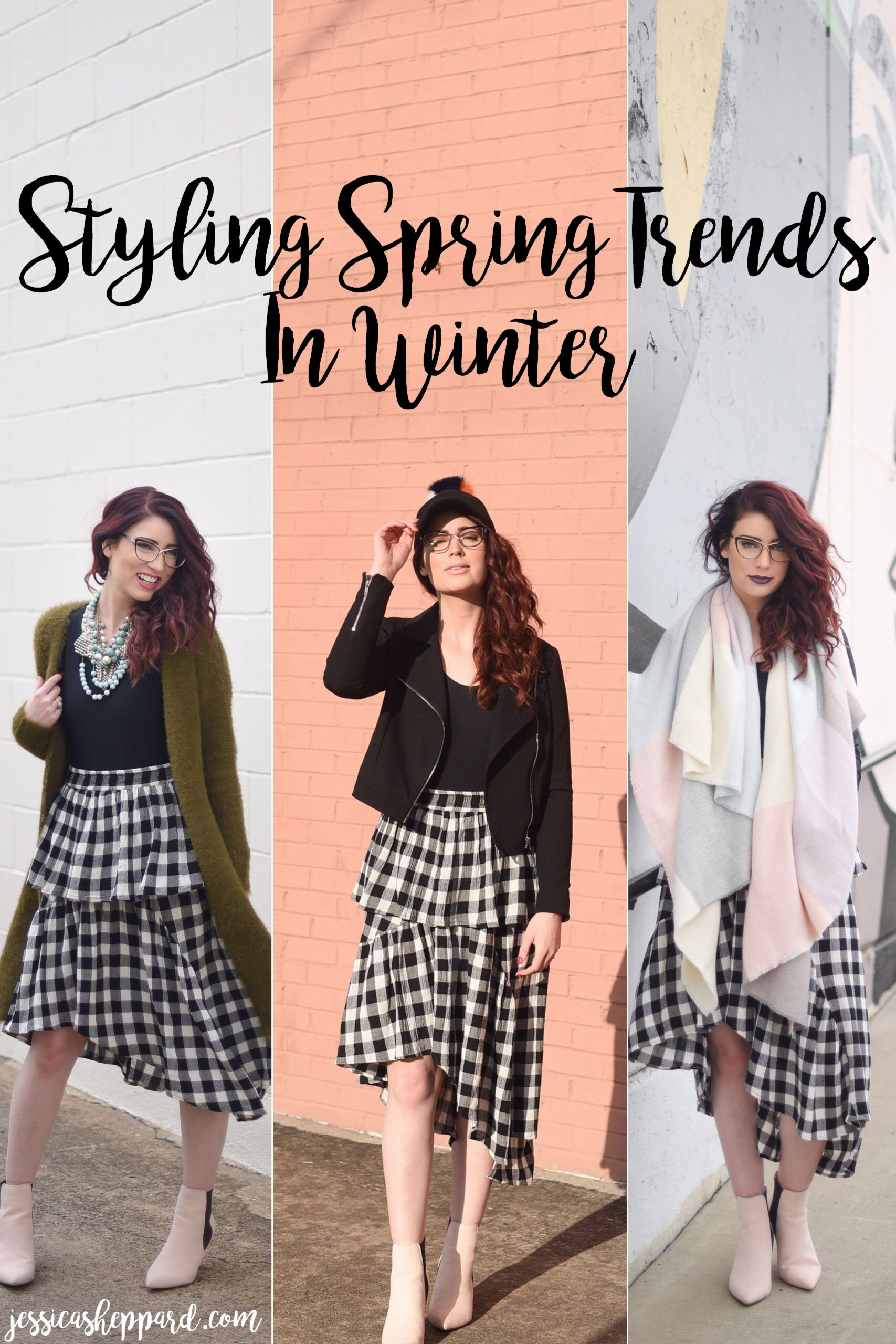 Watch Wearing Your Winter Wardrobe In Spring video