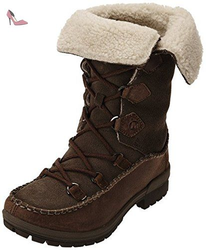 Merrell Lace Emery Botte Marche 38 Women's De Chaussures High Qrdsht
