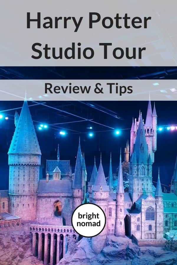 Harry Potter Studios, London: Full Review of the Warner Bros Studio Tour