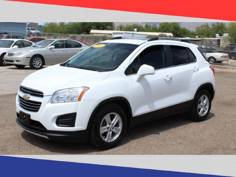 2015 CHEVROLET TRAX 1LT Goliath Auto Sales LLC Auto