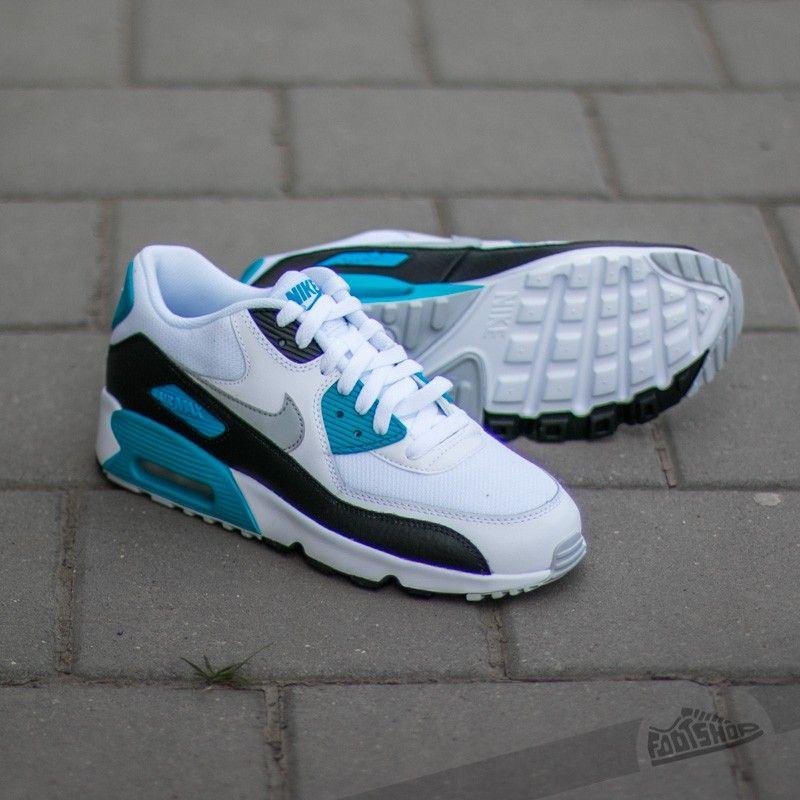 riflessivo vai a lavorare Matematico  nike air max 90 mesh gs - white x neutral grey x black x blue lagoon | Nike,  Nike air max 90, Nike air max