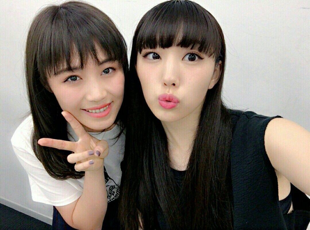 E,girls Flower 鷲尾伶菜 重留真波 Washio Reina Shigetome Manami