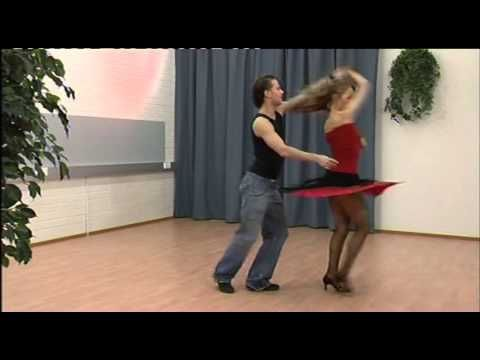 Salsa (Koko Suomi tanssii, osa 4: Salsa, merengue, bachata) - YouTube