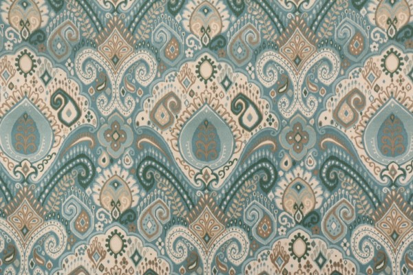 Waverly Boho Passage Printed Polyester, Waverly Outdoor Fabric By The Yard