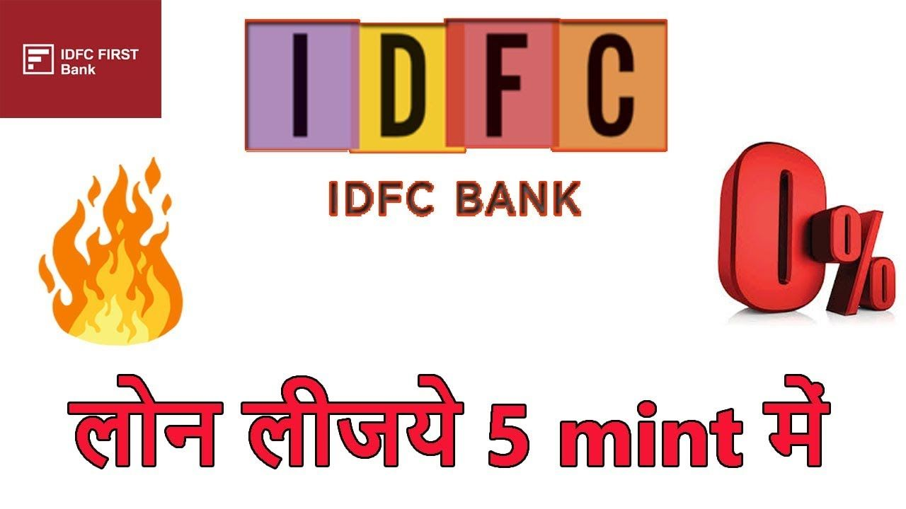 Pin On Capital First Finance Idfc Personal Loan Online Loan Personal Loan Apply Idfc Bank