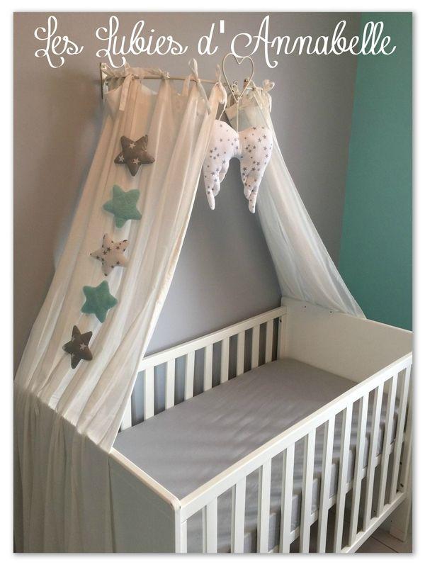 Chambre bébé garçon 1 Chambres D\u0027enfants Neutres Pinterest