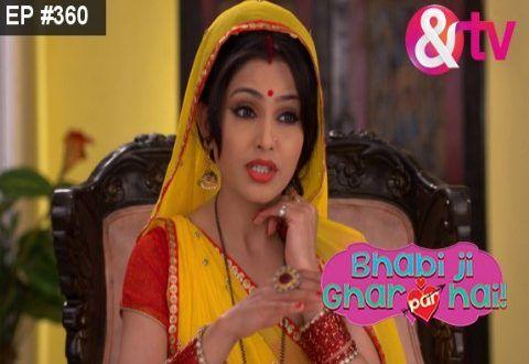 bhabhi ji ghar par hain drama episode 1 dailymotion