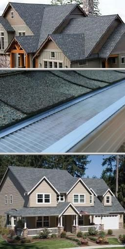 Eco Home Service Offers Their Best Gutter Contractors To Do Quality Gutter Cleaning And Repairs They Also Provide Roof Clea Eco House Roofing Services Roofing