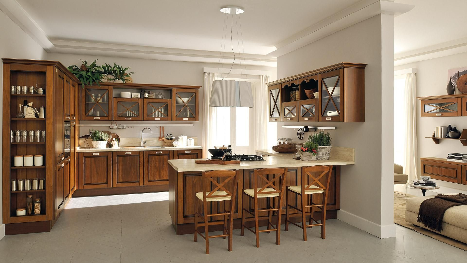 erica - traditional european kitchen cabinets a completely
